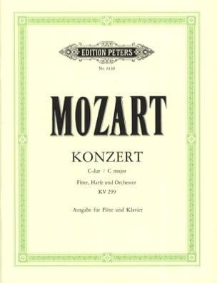 Konzert für Flöte u. Harfe C-Dur KV 299 - Flöte Klavier laflutedepan