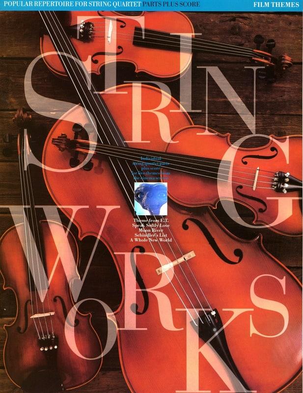 Stringworks Film Themes - Jack Long - Partition - laflutedepan.com