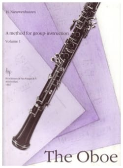 A method for group instruction Oboe - Volume 1 laflutedepan