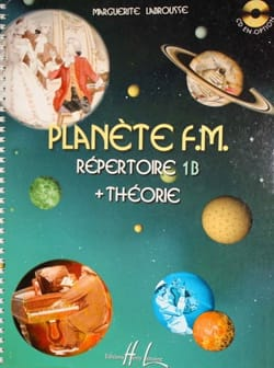 Marguerite Labrousse - Planet FM 1B - Directory di teoria - Partition - di-arezzo.it