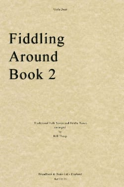 Fiddling Around Book 2 - 2 Violas Bill Thorp Partition laflutedepan