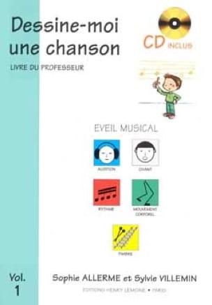 Dessine-Moi une Chanson Volume 1 - Prof. - laflutedepan.com