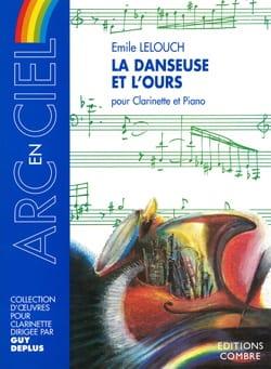 La Danseuse et L'ours Emile Lelouch Partition laflutedepan