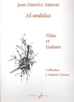 Al-Andaluz - Jean-Maurice Mourat - Partition - Duos - laflutedepan.com
