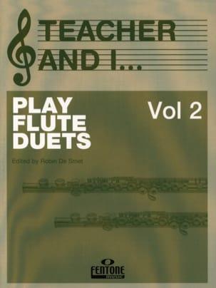 Teacher and I ... Play flute duets - Volume 2 laflutedepan