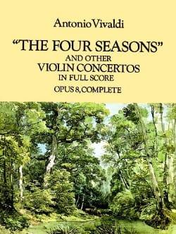 Les Quatres Saisons et autres Concertos pour Violon laflutedepan