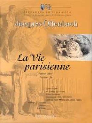 La Vie Parisienne - Partitur OFFENBACH Partition laflutedepan