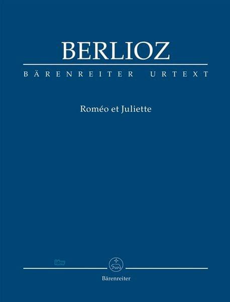 Roméo et Juliette - Conducteur - BERLIOZ - laflutedepan.com