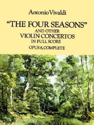Les Quatres Saisons et autres Concertos pour Violon - laflutedepan.com