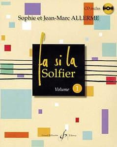 Fa Si la Solfier Volume 1 Jean-Marc Allerme Partition laflutedepan