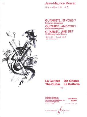Guitariste... et vous ? Jean-Maurice Mourat Partition laflutedepan