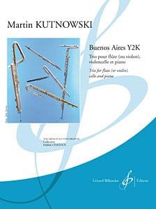Buenos Aires Y2k Martin Kutnowski Partition Trios - laflutedepan
