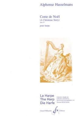 Conte de Noël op. 33 Alphonse Hasselmans Partition laflutedepan