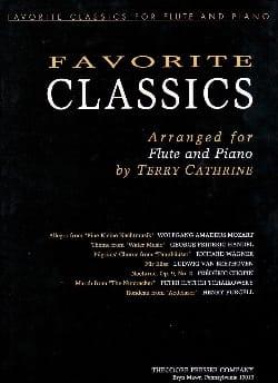 Favorite Classics - Partition - laflutedepan.com