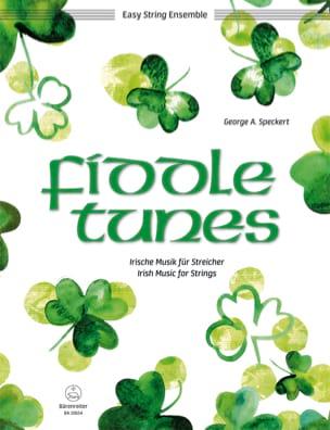 Fiddle Tunes George A. Speckert Partition ENSEMBLES - laflutedepan