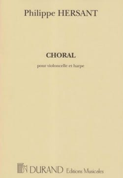 Choral Philippe Hersant Partition 0 - laflutedepan