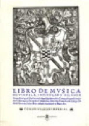 Libro de musica de vihuela intitulado Silva de Sirenas - laflutedepan.com