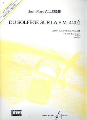 du Solfège sur la FM 440.6 - Chant Audition Analyse laflutedepan