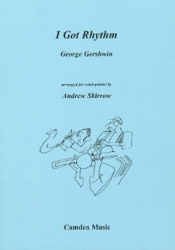I Got Rhythm -Wind quintet - Score + parts GERSHWIN laflutedepan