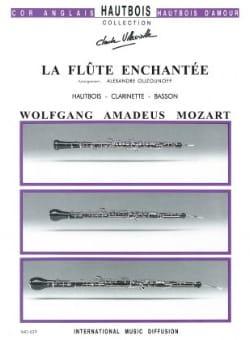 La Flûte Enchantée Ouzounoff MOZART Partition Trios - laflutedepan
