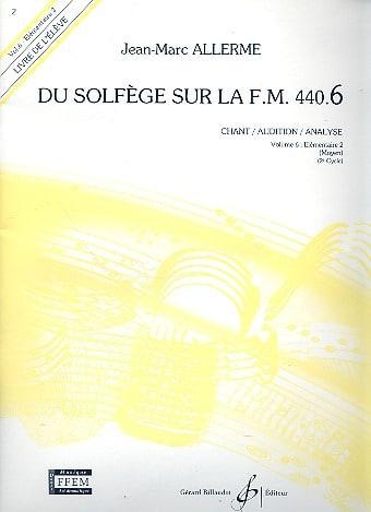 du Solfège sur la FM 440.6 - Chant Audition Analyse - laflutedepan.com