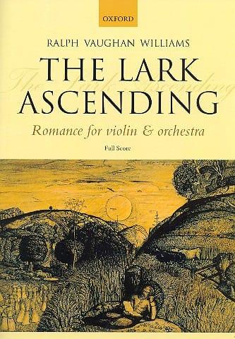 The Lark ascending - Score - WILLIAMS VAUGHAN - laflutedepan.com