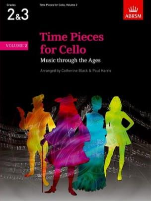 Time Pieces For Cello Volume 2 Partition Violoncelle - laflutedepan
