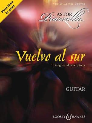 Vuelvo Al Sur - Guitare Astor Piazzolla Partition laflutedepan