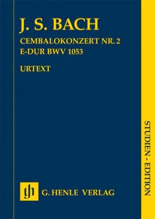 Concerto pour clavecin n° 2 en Mi majeur BWV 1053 laflutedepan