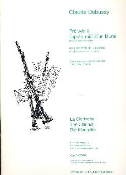 Prélude à L'après-Midi d'un Faune - Clarinette DEBUSSY laflutedepan