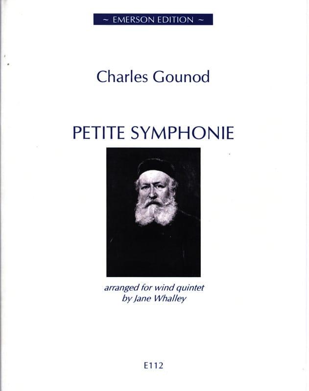 Petite symphonie -Wind quintet - GOUNOD - laflutedepan.com