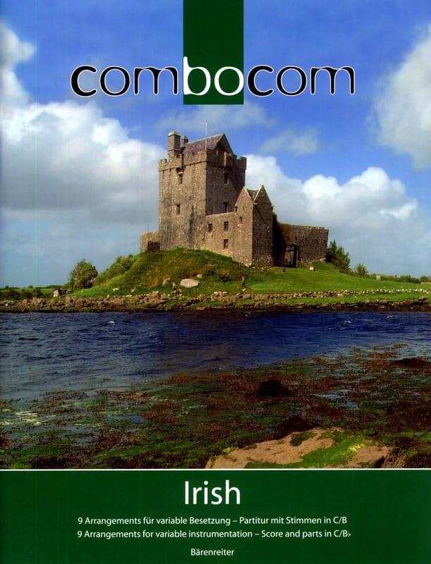 Combocom - Irish - Bertold Breig - Partition - laflutedepan.com