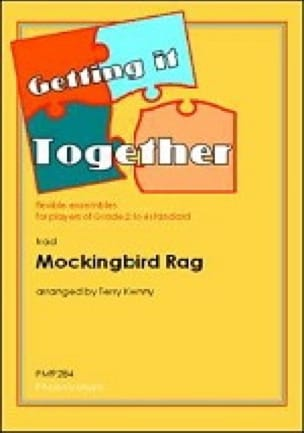 Mockingbird Rag -Ensemble - Traditionnel - laflutedepan.com