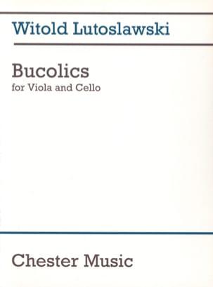 Witold Lutoslawski - Bucolics - Partition - di-arezzo.co.uk