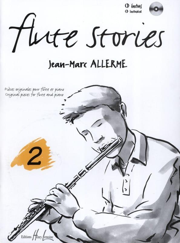 Flûte Stories Volume 2 - Jean-Marc Allerme - laflutedepan.com