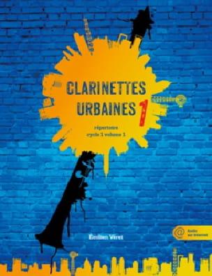 Clarinettes Urbaines Volume 1 - Partition - laflutedepan.com