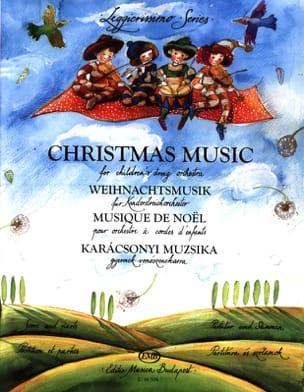 - Christmas Music for Children String Orchestra - Score - Parts - Partition - di-arezzo.com