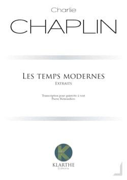 Les Temps Modernes, extraits - Charlie Chaplin - laflutedepan.com