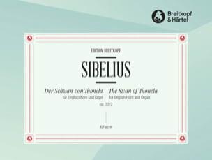 Le Cygne de Tuonela, op. 22 n° 2 - SIBELIUS - laflutedepan.com