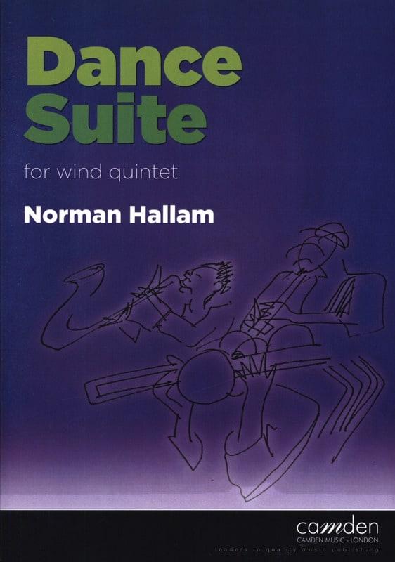 Dance Suite -Wind quintet - Score + parts - laflutedepan.com