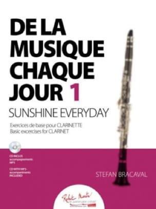 De la musique chaque jour 1 - Clarinette - laflutedepan.com
