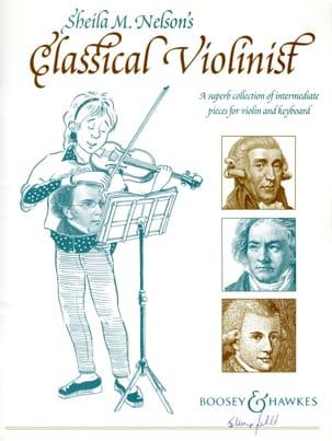 Sheila M. Nelson's Classical Violonist Sheila M. Nelson laflutedepan