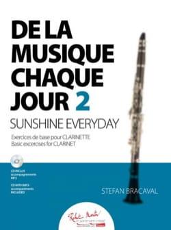 De la musique chaque jour 2 - Clarinette Stefan Bracaval laflutedepan