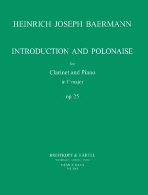 Introduction and Polonaise op. 25 laflutedepan