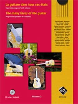 La Guitare dans tous ses Etats Volume 2 Partition laflutedepan
