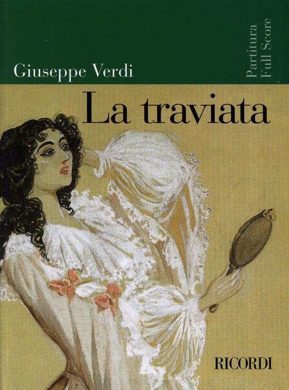 La Traviata - Partitura - VERDI - Partition - laflutedepan.com
