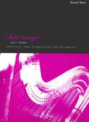 Suite imagée - Benoît Wery - Partition - Harpe - laflutedepan.com