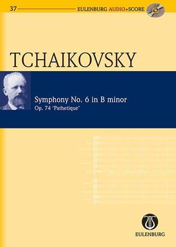 Symphonie N° 6 En Si Mineur Opus 74 - TCHAIKOVSKY - laflutedepan.com