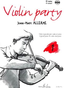 Violon Party Volume 1 Jean-Marc Allerme Partition laflutedepan