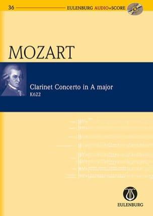 Concerto Pour Clarinette KV 622 En la Majeur MOZART laflutedepan